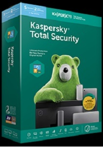 Kaspersky Total Security Multi Device 5 Device 2 Year