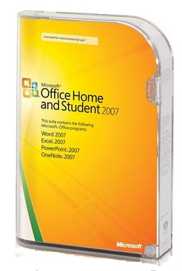 Microsoft Office 2007 Home and Student Download